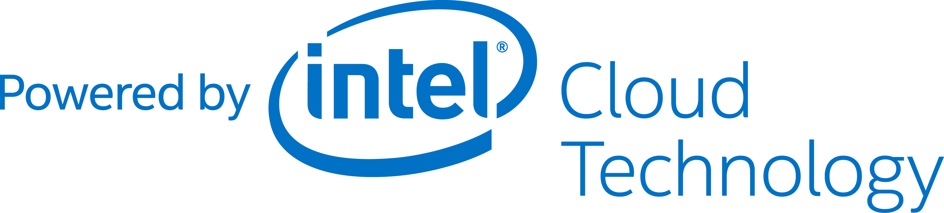 Powered by Intel Cloud Technology