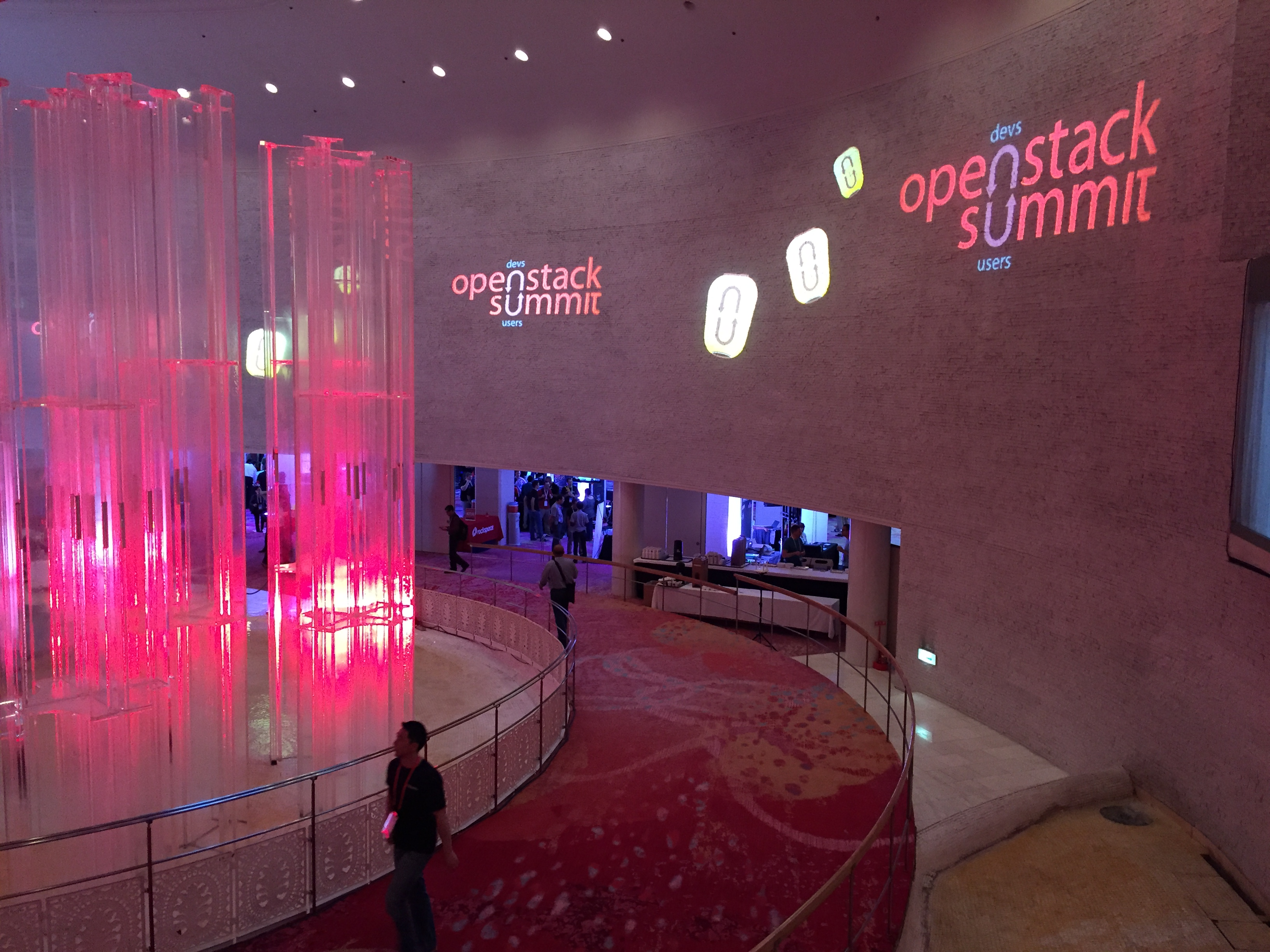 More than 5000 people attended the OpenStack Summit Tokyo, from 56 countries and 736 companies.