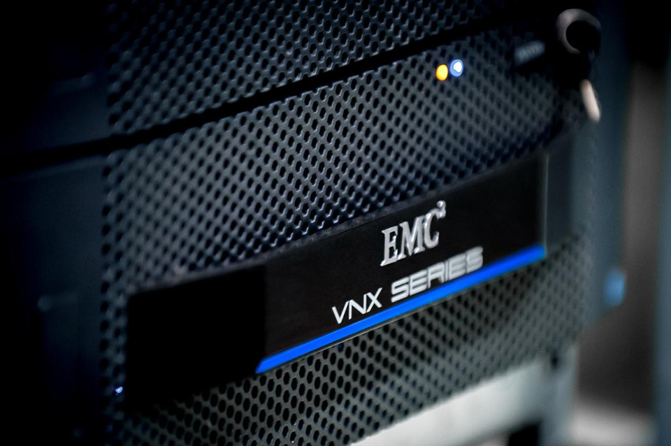 For those who dare, OVH is offering a beta version of EMC storage