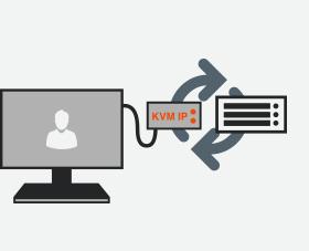 KVM IP Express: louez un KVM IP pour votre serveur