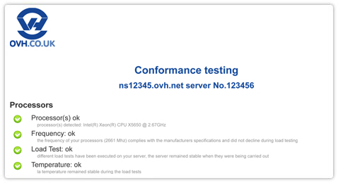 Your servers conformity certificate ovh compliance certificate yadclub Choice Image